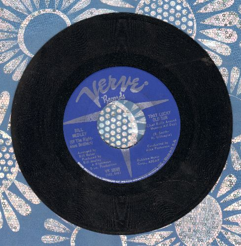 Medley, Bill - That Lucky Old Sun/My Darling Clementine - EX8/ - 45 rpm Records
