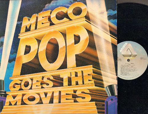 Meco - Pop Goes The Movies (12 inch vinyl Maxi Single with picture cover) - NM9/EX8 - Maxi Singles