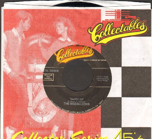 Medallions - Buick '59/The Letter (re-issue of vintage Doo-Wop 2-sider) - NM9/ - 45 rpm Records