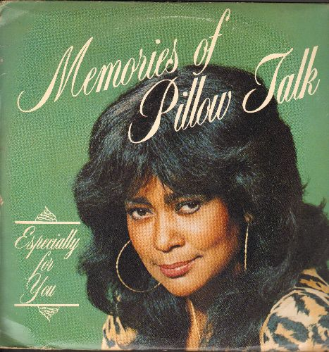 Sylvia, Dells, Shirley & Company, Moments, others - Memories Of Pillow Talk - Especially For You: Bad Girl, Rescue Me, Oh What A Night, Shame Shame Shame (2 vinyl LP record set) - NM9/VG7 - LP Records