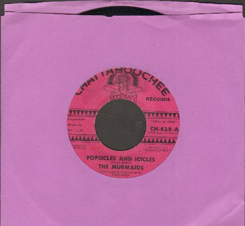 Murmaids - Popsicles And Icicles/Huntington Flats  - NM9/ - 45 rpm Records