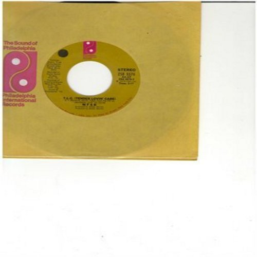 MFSB - T.L.C. (Tender Lovin' Care)/Love Has No Time Or Place - M10/ - 45 rpm Records