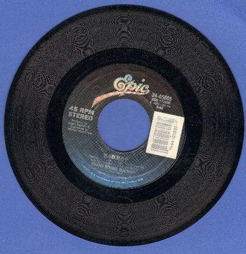Miami Sound Machine - Bad Boy/Surrender Paradise - EX8/ - 45 rpm Records