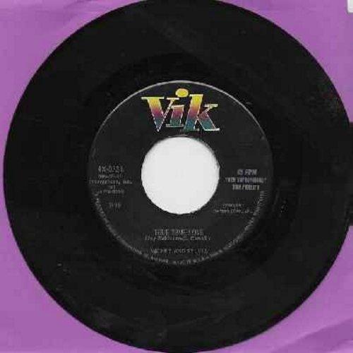 Mickey & Sylvia - True True Love/It's You I Love - VG7/ - 45 rpm Records