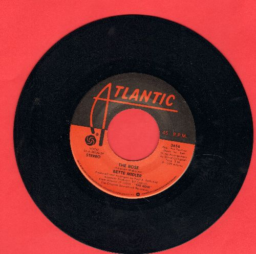 Midler, Bette - The Rose/Stay With Me  - EX8/ - 45 rpm Records