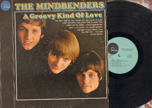 Mindbenders - A Groovy Kind Of Love: One Fine Day, The Way You Do The Things You Do, 7th Son (Vinyl MONO LP record) - EX8/EX8 - LP Records