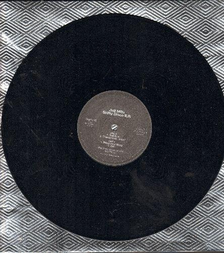 Mills, Jeff - Shifty Disco E.P.: The Sun/Theme From 2000/Move Your Body/Set (12 inch vinyl Maxi Single, German Pressing) - NM9/ - Maxi Singles