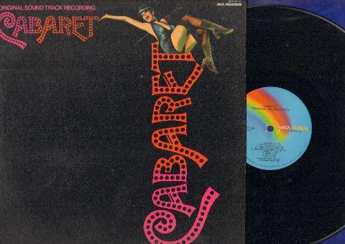 Minnelli, Liza - Cabaret: Original Motion Picture Sound Track (Vinyl STEREO LP record, 1980s pressing) - NM9/NM9 - LP Records