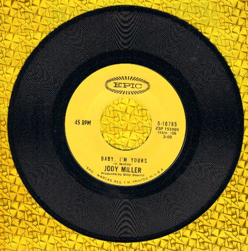 Miller, Jody - Baby, I'm Yours/Good Lovin' (Makes It Right) (MINT condition) - M10/ - 45 rpm Records