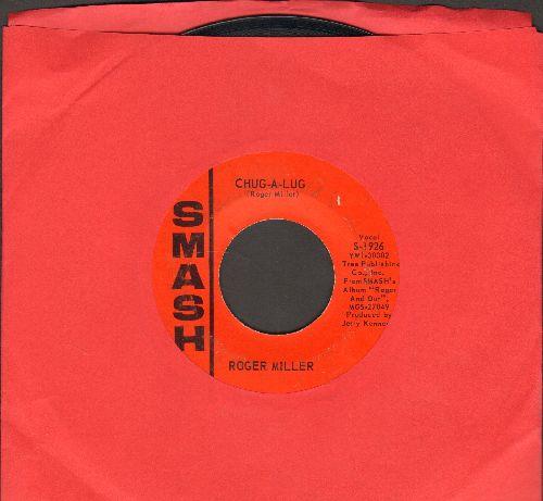 Miller, Roger - Chug-A-Lug/Reincarnation - EX8/ - 45 rpm Records
