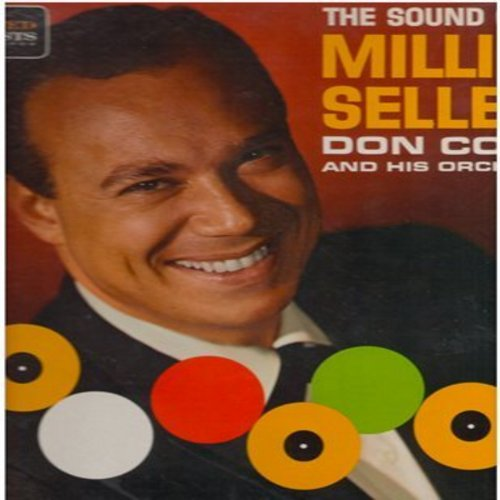 Costa, Don & His Orchestra - Million Sellers: Mack The Knife, Third Man Theme, Never On Sunday, Poor People Of Paris, Blue Tango (Vinyl MONO LP record) - NM9/NM9 - LP Records