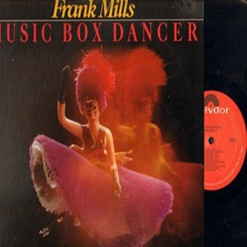 Mills, Frank - Music Box Dancer: Valse Classique, Theme From The Silver Broom, When You Smile (Vinyl STEREO LP record) - M10/EX8 - LP Records