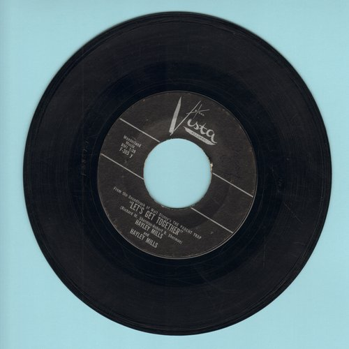 Mills, Hayley - Let's Get Together/Cobbler Cobbler  - VG7/ - 45 rpm Records