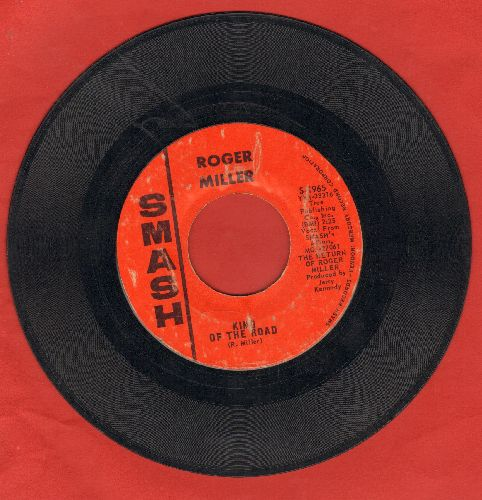 Miller, Roger - King Of The Road/Atta Boy Girl - VG7/ - 45 rpm Records