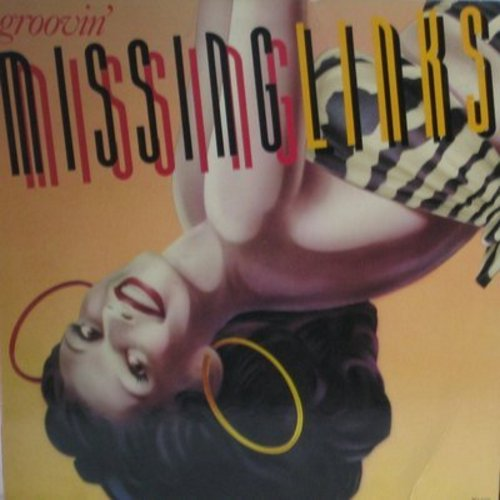 Missing Links - Groovin': I'll Be There, Walk On By, (Sittin' On The) Dock Of The Bay, Shotgun, Dancing In The Street (Vinyl LP record, updated slow versions of 60s R&B Hits) - NM9/NM9 - LP Records