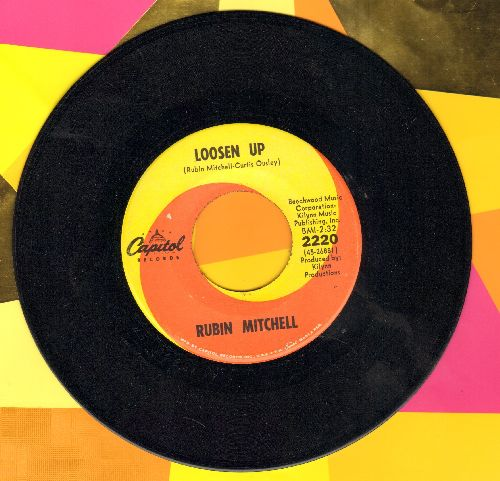 Mitchell, Rubin - Lossen Up/Summer Dreams (FANTASTIC R&B 2-sider!) - NM9/ - 45 rpm Records