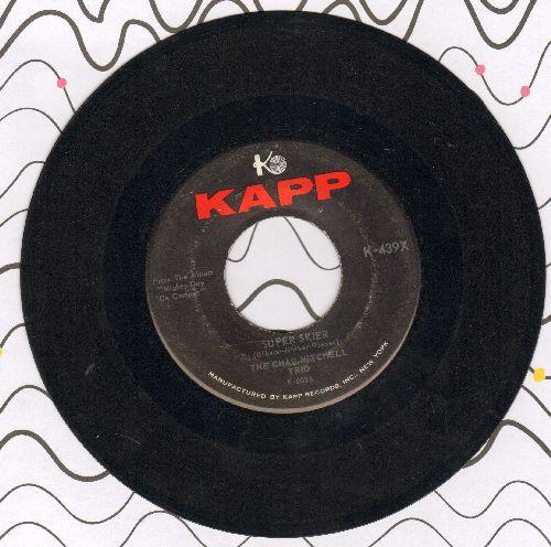 Mitchell, Chad Trio - Super Skier/Lizzie Borden - VG7/ - 45 rpm Records