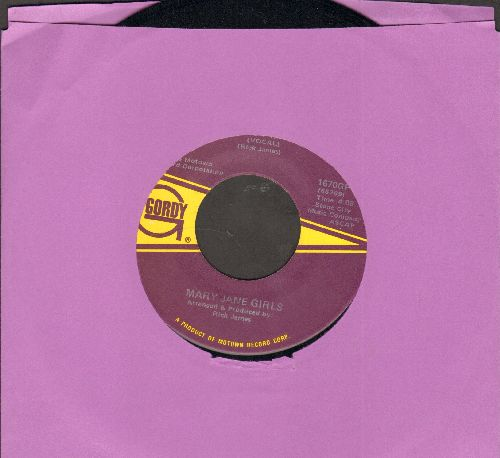 Mary Jane Girls - Candy Man/Candy Man (Instrumental) - EX8/ - 45 rpm Records
