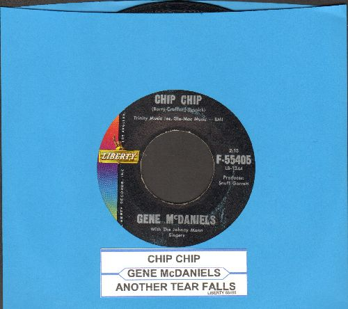McPhatter, Clyde - The Masquerade Is Over/I Told Myself A Lie (with juke box label) - EX8/ - 45 rpm Records