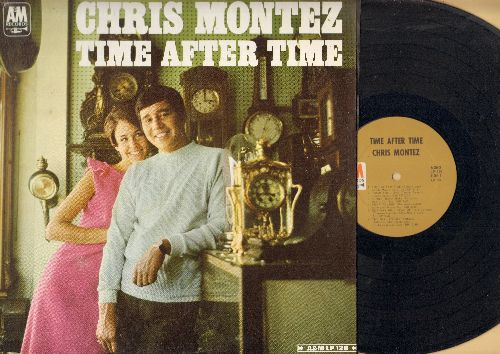 Montez, Chris - Time After Time: The Girl From Ipanema, Suny, Yesterday, Our Day Will Come, Lil' Red Riding Hood (vinyl MONO LP record) - EX8/EX8 - LP Records