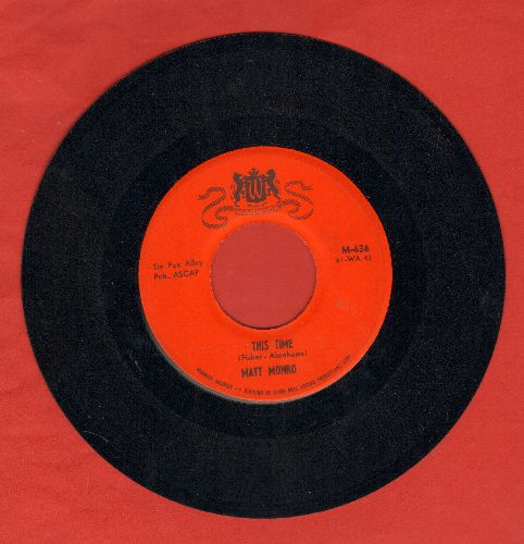 Monro, Matt - This Time/My Kind Of Girl - NM9/ - 45 rpm Records