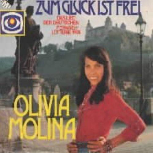 Molina, Olivia - Der Weg zum Glueck ist frei (pic!) - NM9/VG7 - 45 rpm Records