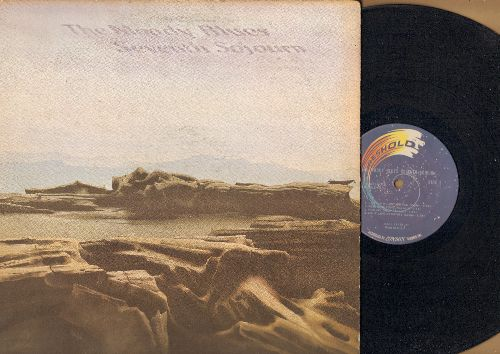 Moody Blues - Seventh Sojourn: Lost In A Lost World, New Horizons, Isn't Life Strange, The Land Of Make-Believe, You And Me  (Vinyl STEREO LP record, gate-fold cover) - EX8/VG7 - LP Records