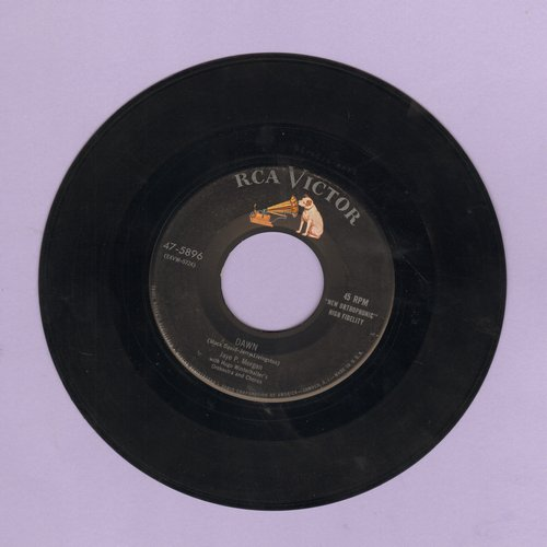 Morgan, Jaye P. - Dawn/That's All I Want From You  - EX8/ - 45 rpm Records
