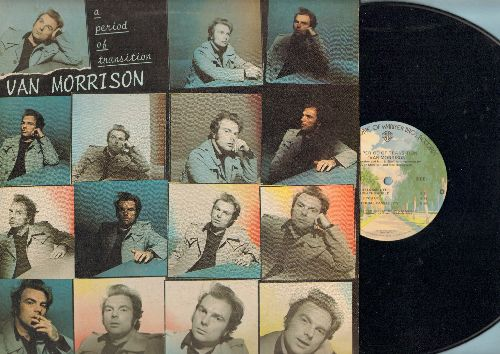 Morrison, Van - A Period Of Transition: You Gotta Make It Through The World, Flamingos Fly, Cold Wind In August  (vinyl STEREO LP record) - NM9/EX8 - LP Records