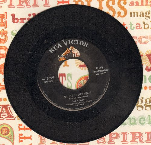 Morrow, Buddy & His Orchestra, vocal byFRankie Lester - Re-Enlistment Blues (from film -From Here To Eternity-)/Quarter To Twelve (with vintage RCA copany sleeve) - NM9/ - 45 rpm Records