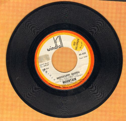 Mountain - Mississippi Queen/The Laird - NM9/ - 45 rpm Records