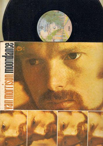 Morrison, Van - Moondance: Caravan, Stoned Me, Crazy Love, Come Running, Glad Tidings (vinyl STEREO LP record, gate-fold cover) - NM9/EX8 - LP Records