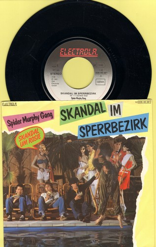 Spider Murphy Gang - Skandal Im Sperrbezirk -early