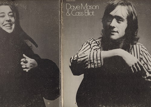Mason, Dave & Cass Elliot - Dave Mason & Cass Elliot: Walk To The Point, Sit And Wonder, Glittering Façade, Here We Go Again (Vinyl STEREO LP record, gate-fold cover) - NM9/VG6 - LP Records