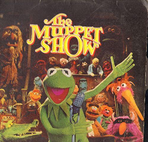 Muppet Show - The Muppet Show: Muppet Show Theme, Mahna MahnaBein' Green (vinyl LP record) - VG6/VG7 - LP Records