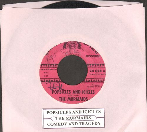 Murmaids - Popsicles And Icicles/Huntington Flats (with jukebox label)(wol) - VG7/ - 45 rpm Records