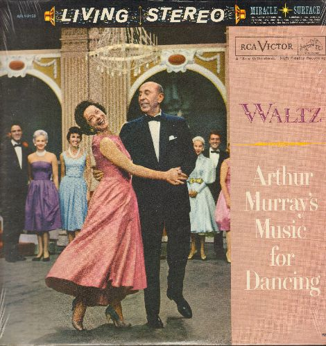 Murray, Arthur Music For Dancing - Waltz: Tenderly, Wunderbar, The Song From Moulin Rouge, Hi-Lili Hi-Lo, Always (vinyl STEREO LP record, SEALED, never opened!) - SEALED/SEALED - LP Records