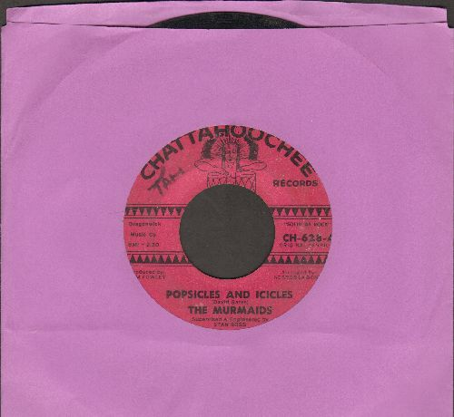 Murmaids - Popsicles And Icicles/Huntington Flats  - VG6/ - 45 rpm Records