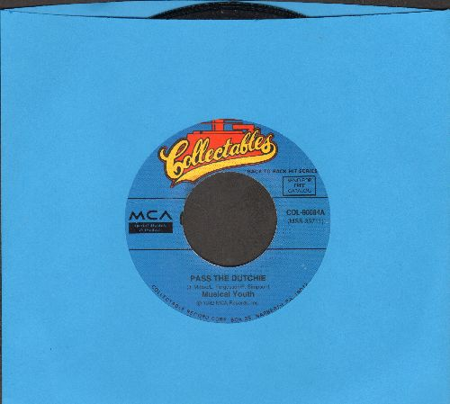 Musical Youth - Pass The Dutchie/She's Trouble (double-hit re-issue) - NM9/ - 45 rpm Records