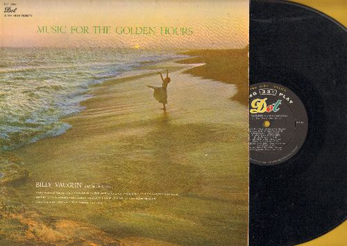 Vaughn, Billy - Music For The Golden Hours: Deep Purple, How Deep Is The Ocean, Body And Soul, My Blue Heaven (vinyl MONO LP record) - NM9/NM9 - LP Records