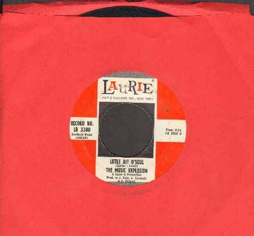 Music Explosion - Little Bit O' Soul/I See The Light  - EX8/ - 45 rpm Records