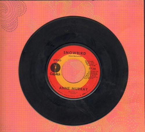 Murray, Anne - Snowbird/Just Bidin' My Time - VG7/ - 45 rpm Records