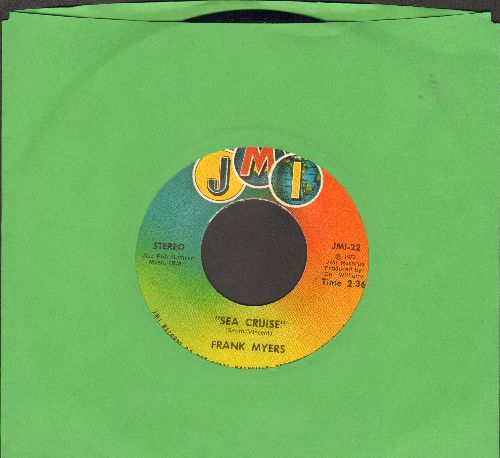 Myers, Frank - Sea Cruise/If She Just Helps Me Get Over You - NM9/ - 45 rpm Records