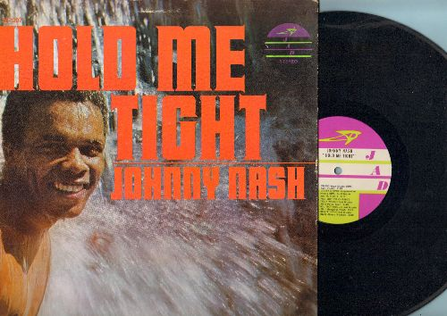 Nash, Johnny - Hold Me Tight: Cupid, Groovin', Lovey Dovey, Don't Cry (Vinyl STEREO LP record) - NM9/NM9 - LP Records