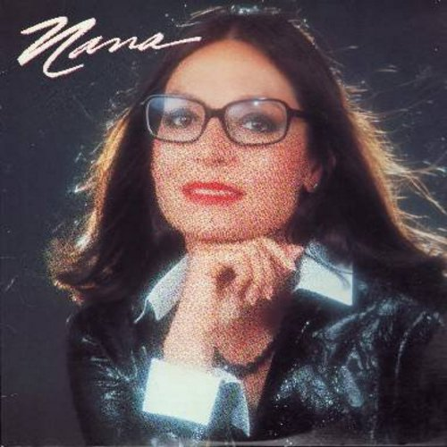 Mouskouri, Nana - Nana: Maybe This Time, How Can I Be Sure, Think It Over, Keeping The Love Alive, Solitaire (Vinyl STEREO LP record, Canadian Pressing) - NM9/NM9 - LP Records