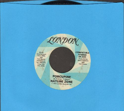 Nature Zone - Porcupine/Rhythm (Will Keep Us Together) - EX8/ - 45 rpm Records