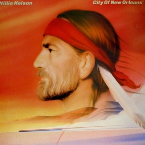 Nelson, Willie - City Of New Orleans: Cry, Wind Beneath My Wings, Please Come To Boston, She's Out Of My Life (Vinyl STEREO LP record) - NM9/NM9 - LP Records