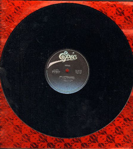 Nena - 99 Luftballons/99 Red Balloons (12 inch vinyl MAXI Single) - NM9/ - Maxi Singles