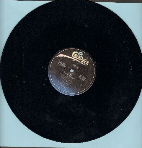 Nena - Kino (German Version)/Kino (At The Movies) (12 inch Maxi Single, DJ advance copy) - NM9/ - 45 rpm Records