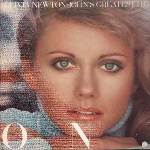 Newton-John, Olivia - Greatest Hits: I Honestly Love You, Please Mr. Please, Have You Never Been Mellow, If You Love Me (Let Me Know), Sam, Changes (Vinyl STEREO LP record, gate-fold cover first issue) - EX8/EX8 - LP Records